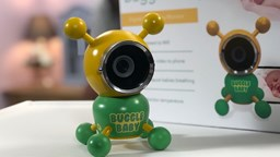 Consumers Society TV - The Buggle Baby Monitor