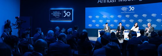 Consumers International calls for climate action and stronger cross-border protection at Davos 2020